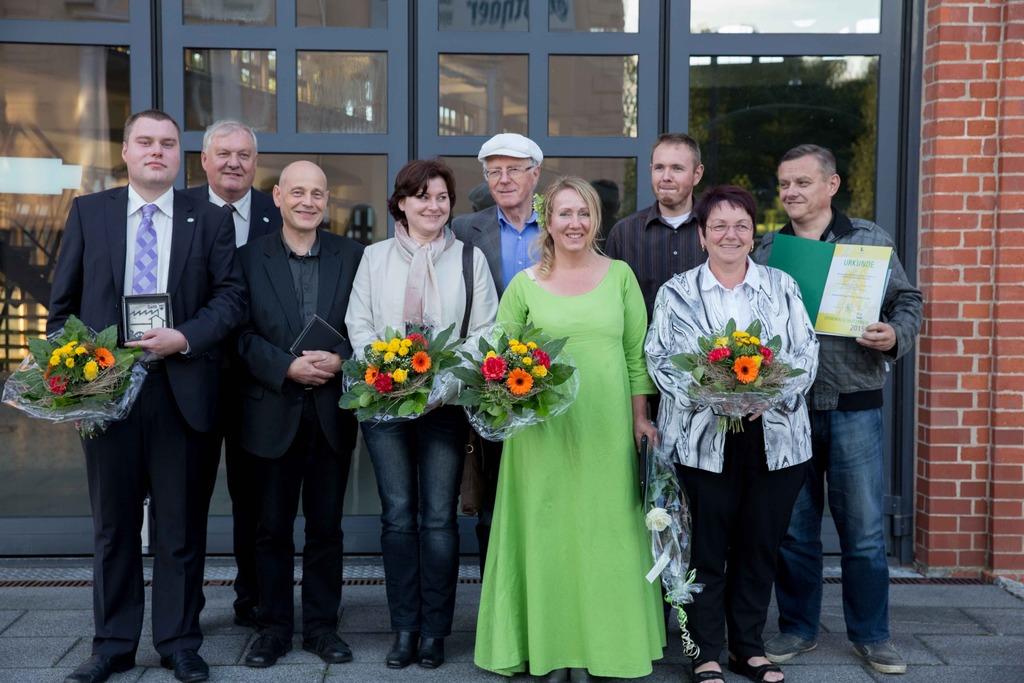Denkmalschutzpreis des Landkreises Greiz 2015